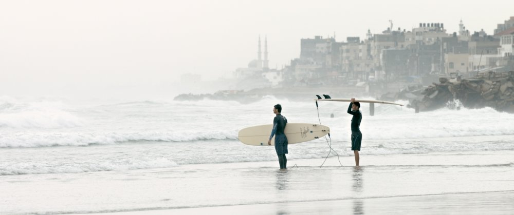 Surfen bedeutet Freiheit