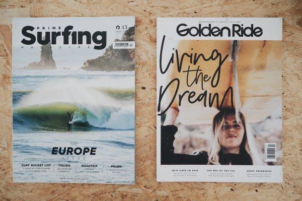 Prime Surfing und Golden Ride