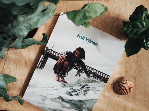 Zeitschrift Saltwater
