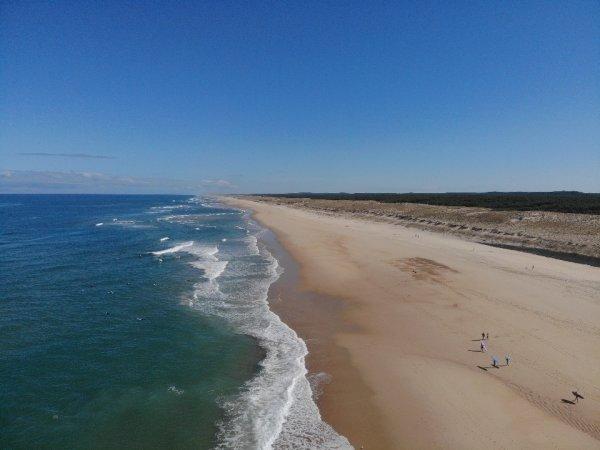 Moliets Strand