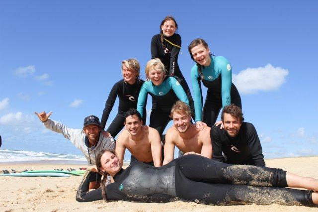 Bild 28 von 74 // Saint Girons - 24Plus Surfcamp