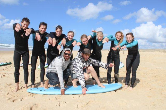 Bild 27 von 74 // Saint Girons - 24Plus Surfcamp