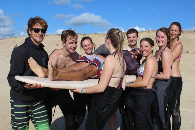 Bild 31 von 74 // Saint Girons - 24Plus Surfcamp