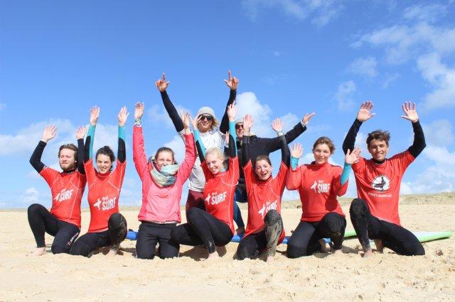 Bild 30 von 74 // Saint Girons - 24Plus Surfcamp