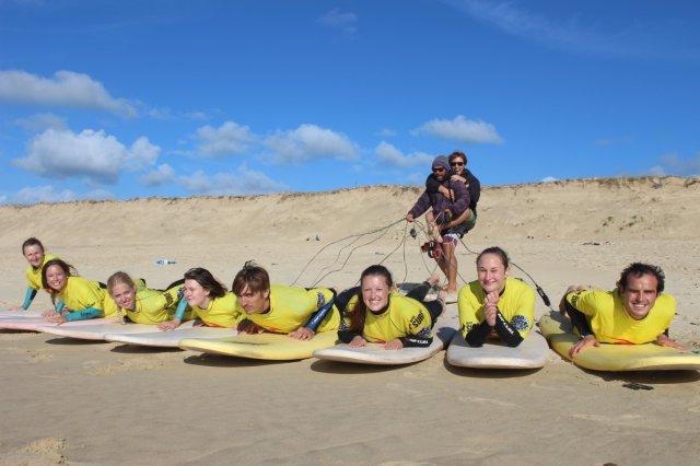 Bild 26 von 74 // Saint Girons - 24Plus Surfcamp