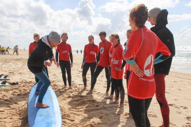 Bild 49 von 74 // Saint Girons - 24Plus Surfcamp