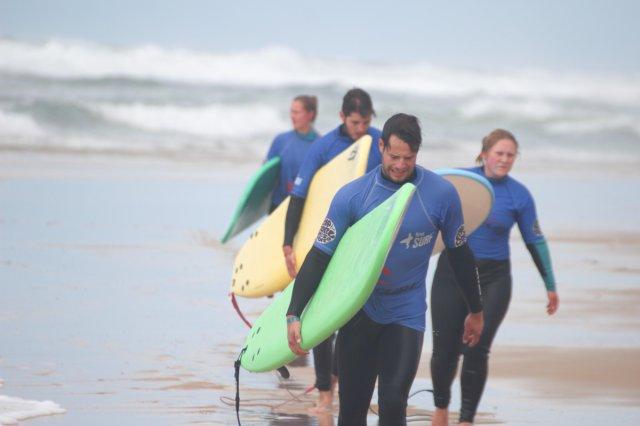 Bild 43 von 74 // Saint Girons - 24Plus Surfcamp