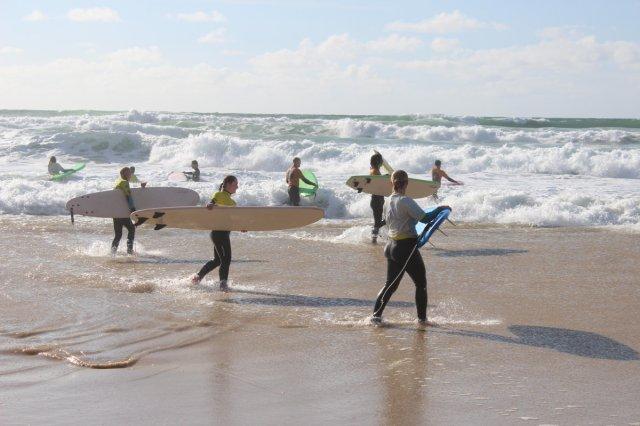 Bild 52 von 74 // Saint Girons - 24Plus Surfcamp
