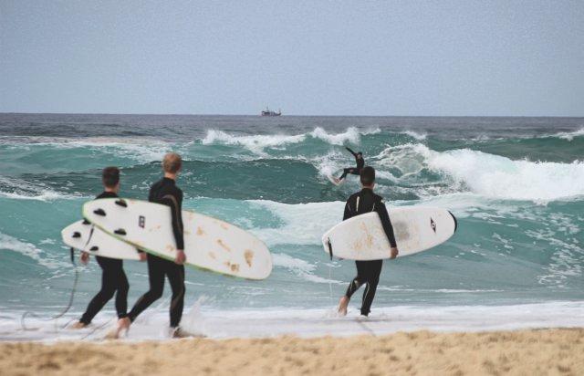 Bild 44 von 74 // Saint Girons - 24Plus Surfcamp