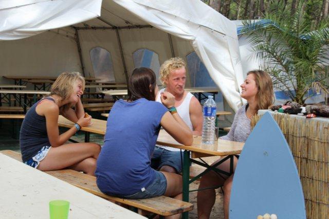 Bild 2 von 74 // Saint Girons - 24Plus Surfcamp