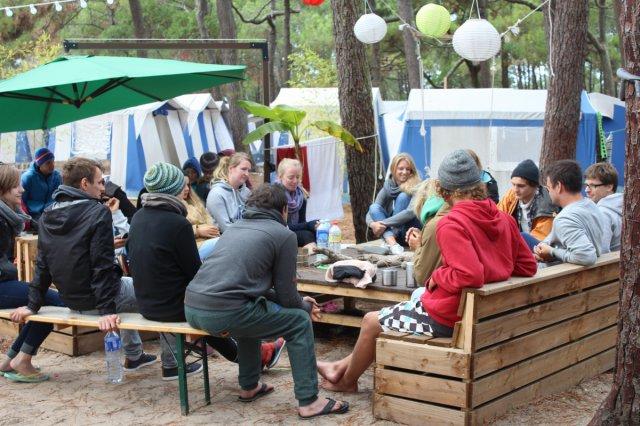 Bild 3 von 74 // Saint Girons - 24Plus Surfcamp