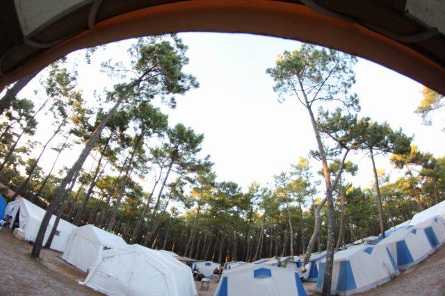 Bild 11 von 74 // Saint Girons - 24Plus Surfcamp
