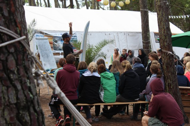 Bild 4 von 74 // Saint Girons - 24Plus Surfcamp