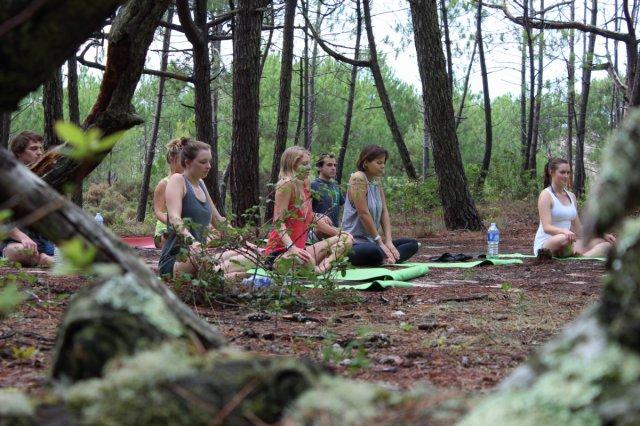 Bild 61 von 74 // Saint Girons - 24Plus Surfcamp