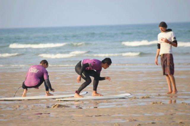 Bild 50 von 74 // Saint Girons - 24Plus Surfcamp