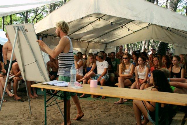 Bild 6 von 74 // Saint Girons - 24Plus Surfcamp