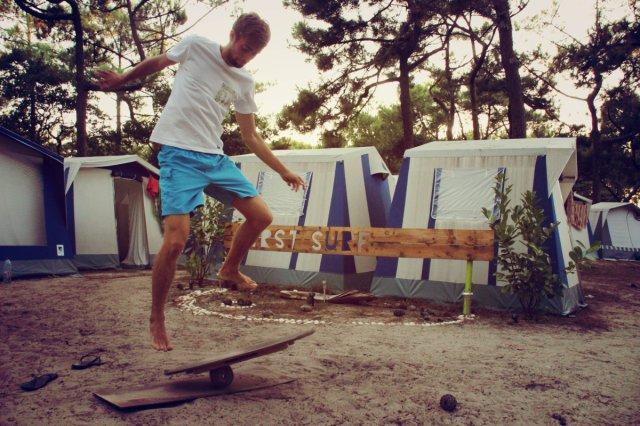 Bild 65 von 74 // Saint Girons - 24Plus Surfcamp