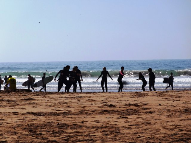 Bild 11 von 34 // Marokko - Cli Surfcamp