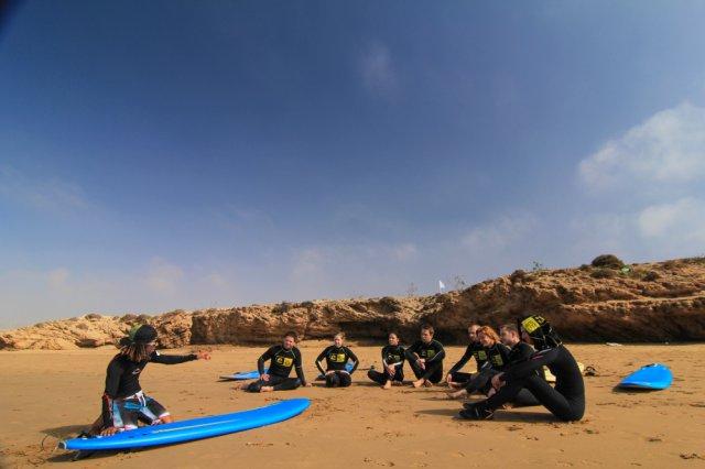 Bild 10 von 34 // Marokko - Cli Surfcamp