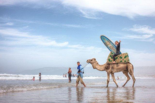 Bild 1 von 34 // Marokko - Cli Surfcamp
