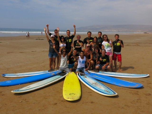 Bild 9 von 34 // Marokko - Cli Surfcamp