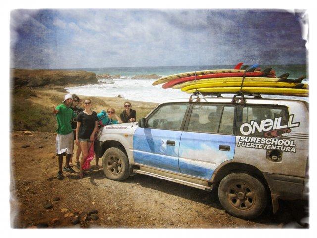 Bild 8 von 27 // Fuerteventura - O'Neill Surfschule
