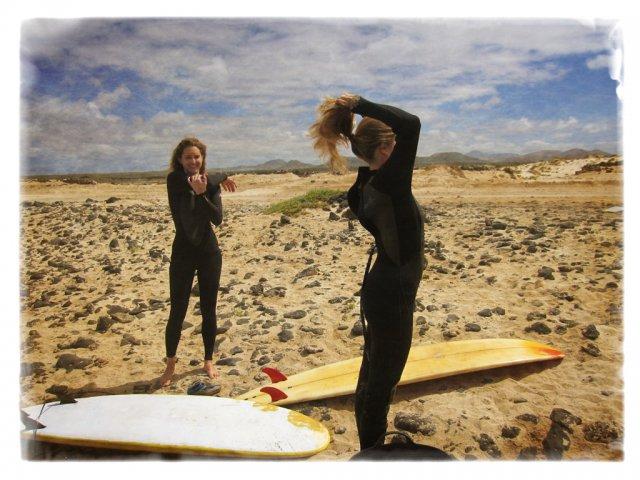 Bild 9 von 27 // Fuerteventura - O'Neill Surfschule