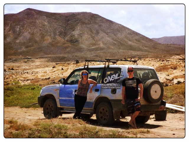 Bild 5 von 27 // Fuerteventura - O'Neill Surfschule
