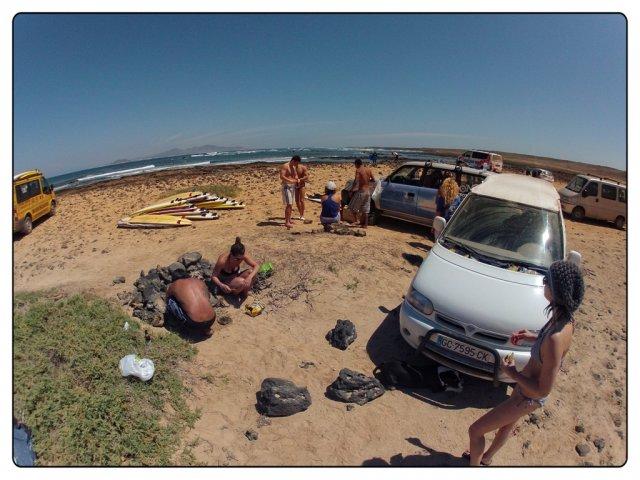 Bild 4 von 27 // Fuerteventura - O'Neill Surfschule